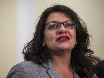 Israeli Minister Slams Rashida Tlaib: 'Her Hatred of Israel Is Greater than Her Love for Her Grandmother'