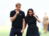 Prince Harry, Meghan Markle Flying to Africa with Climate Message