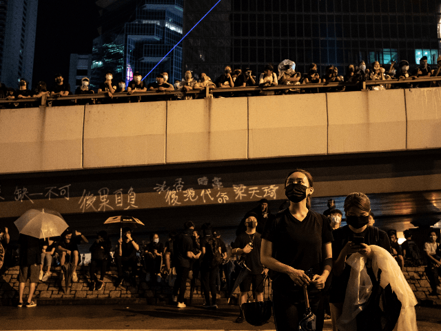 China lashes Taiwan over offer to Hong Kong protesters