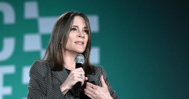 Marianne Williamson Defends Tulsi Gabbard: Democrats 'Smearing Women it Finds Inconvenient'