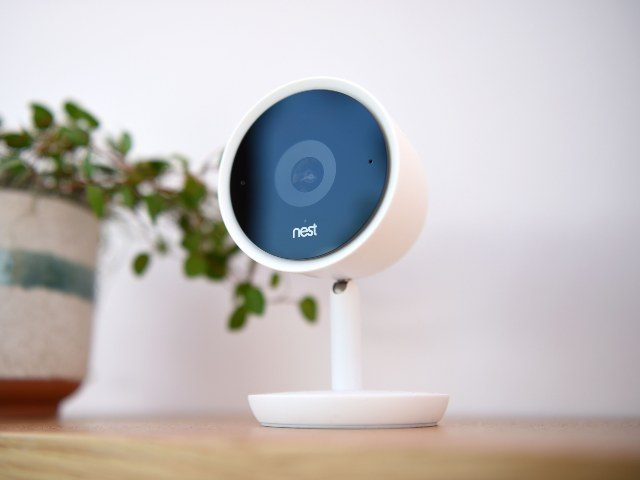 Google Nest security camera
