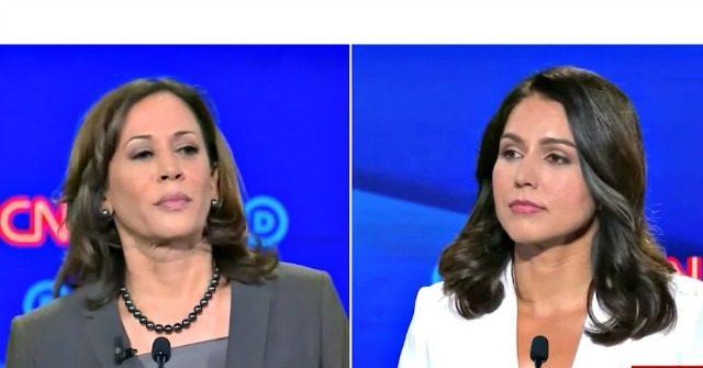 Poll: Kamala Harris Plummets to 1% with Black Democrats After Tulsi Gabbard Takedown