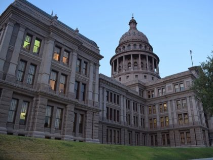 House wing of the Texas Capitol in Austin. (Photo by Bob Price)