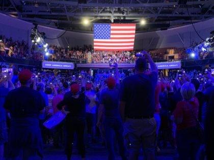 Trump: New Hampshire Speech Broke Elton John's Arena Attendance Record