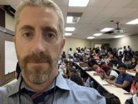 Joel Pollak at Benedict College (Joel Pollak / Breitbart News)