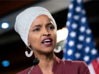 'Just Stop' – Ilhan Omar Scolds Progressives Who 'Plan to Sit Election Out or Vote for Trump'
