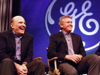 Jack Welch former General Electric CEO