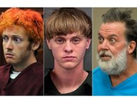 APA: Mass Shooters Not Mentally IllJames Holmes, Dylann Roof and Robert Dear. (AP)