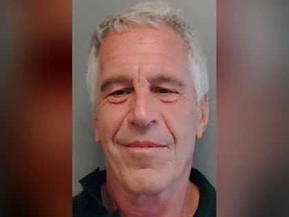 This July 25, 2013 image provided by the Florida Department of Law Enforcement shows financier Jeffrey Epstein. The wealthy financier pleaded not guilty in federal court in New York on Monday, July 8, 2019, to sex trafficking charges following his arrest over the weekend. Epstein will have to remain behind …