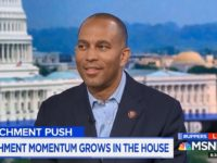 Jeffries: Judiciary Committee Will Decide on Impeachment Articles Later This Year
