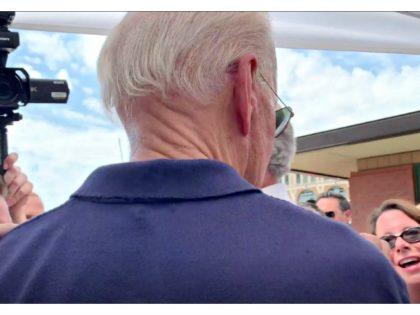 Joe Biden Runs from Breitbart