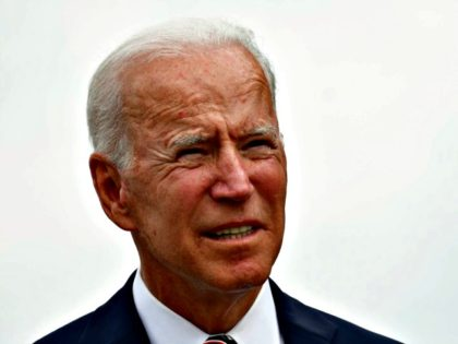 Joe Biden Squinting
