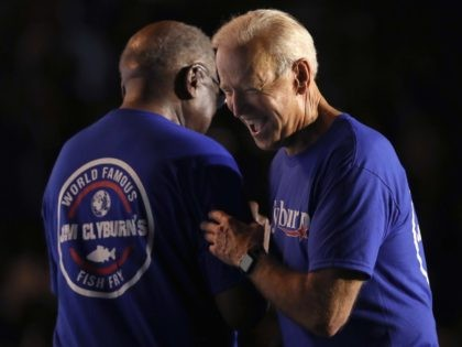Joe Biden and Jim Clyburn (Win McNamee / Getty)