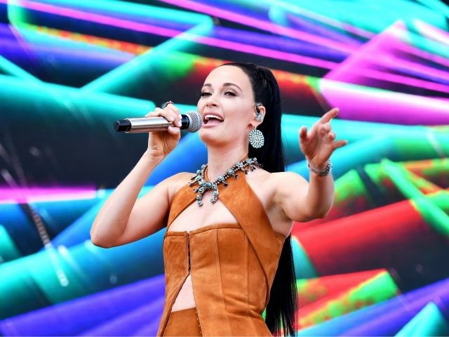 INDIO, CA - APRIL 19: Kacey Musgraves performs at Coachella Stage during the 2019 Coachella Valley Music And Arts Festival on April 19, 2019 in Indio, California. (Photo by Emma McIntyre/Getty Images for Coachella)
