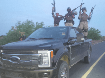 Los Zetas Gunmen