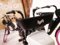 Lyft electric bike