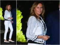 Fashion Notes: Melania Trump Pays Homage to Coco Chanel