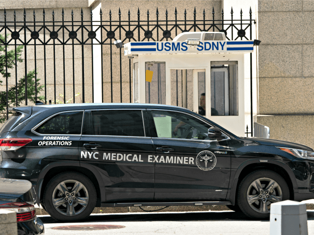 Cause of Jeffrey Epstein's death awaits 'further information' after autopsy