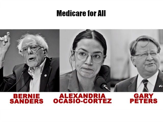 Medicare for All Democrats