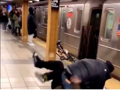 NY Man Pummeled Subway