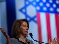 Nancy Pelosi Veers from the 'Squad': 'I Would Not Discourage Travel to Israel'