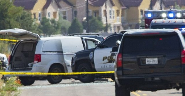 Eight Dead, 22 Injured in Midland-Odessa Shooting -- Three Officers Wounded