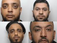 Masaued Malik (35), Aftab Hussain (40), Abid Saddiq (38), Sharaz Hussain (35), as well as two men aged 33 and 35 who can't be named for legal reasons, were found guilty of the historic grooming and raping of underaged girls in Rotherham following an eight week trial at Sheffield Crown …