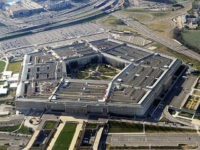 This picture taken 26 December 2011 shows the Pentagon building in Washington, DC. The Pentagon, which is the headquarters of the United States Department of Defense (DOD), is the world's largest office building by floor area, with about 6,500,000 sq ft (600,000 m2), of which 3,700,000 sq ft (340,000 m2) …