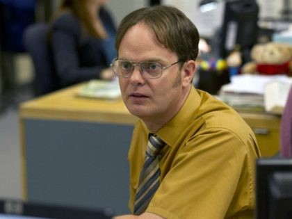 Rainn Wilson in The Office (2005) Titles: The Office, New Guys People: Rainn Wilson Photo by NBC - © 2012 NBCUniversal Media, LLC