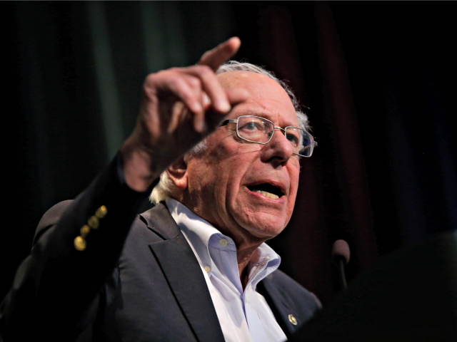 Bernie Sanders Releases Green New Deal Plan to 'Save the World'