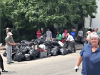 Scott Pressler Baltimore Cleanup