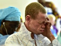 African Bishop Condemns Violence Against Albinos