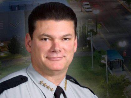 El Paso County Sheriff Richard Wells