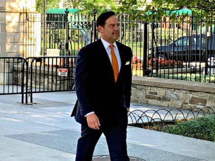 Steve Cortes close leaving White House
