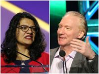 Rashida Tlaib Suggests HBO Boycott After Bill Maher Calls Antisemitic BDS Campaign a 'Bulls*it Purity Test'