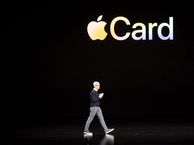 Tim Cook Apple Card