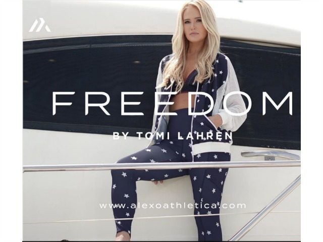 Tomi Lahren Leggings
