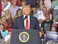 Trump Rally Cincinatti