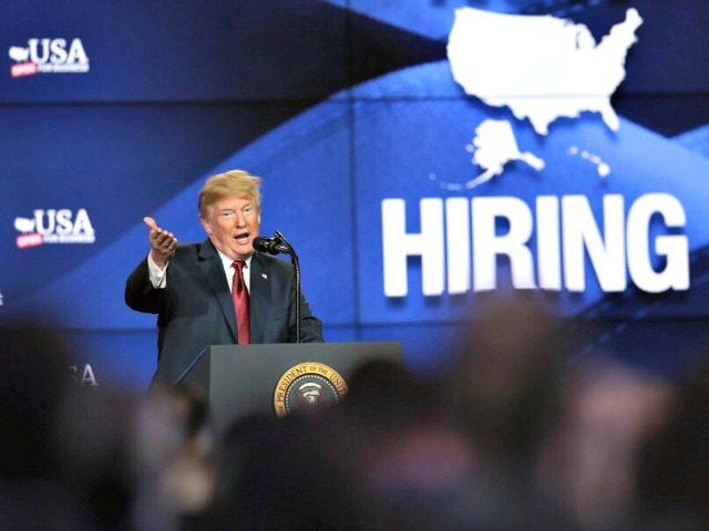 Trump, Strong Economy