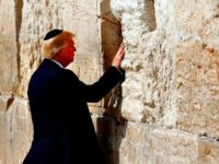 Trump, Wailing Wall