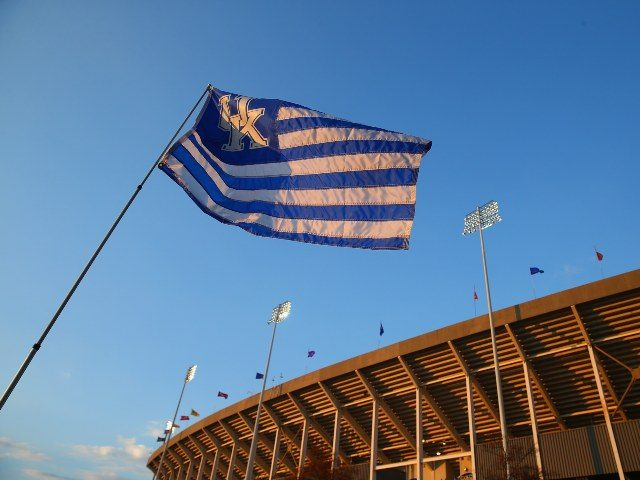 University of Kentucky flag