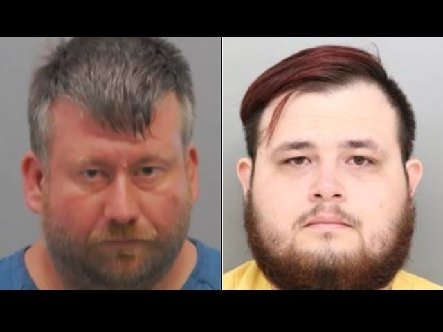 Joseph Suder (left) is charged with rape and gross sexual imposition involving minors in Clermont County, police say. William Bustillos III (right) is facing sex crimes involving minors in Hamilton County, according to police.