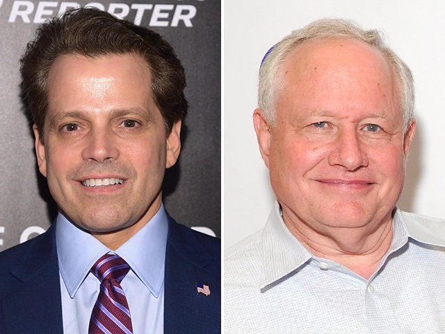 Anthony Scaramucci Plotting Trump Takedown with… Bill Kristol