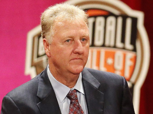 Larry Bird wants mural changed