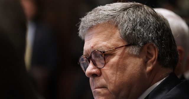 Report: AG Barr Disagrees with IG on Whether Trump Surveillance Justified