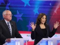 Kamala Harris Uncomfortable with Bernie Sanders' Medicare for All Plan She Previously Endorsed
