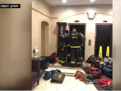 elevator accident