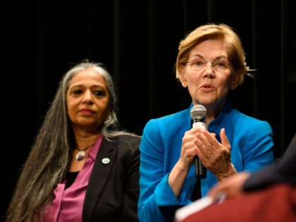 Nolte: Elizabeth Warren Tries to Buy Off American Indian with 1/1024th Apology