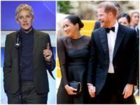 DeGeneres Defends Meghan, Prince Harry from Private Jet Criticism