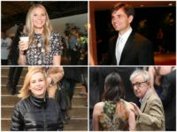 Photos Show of Gwyneth Paltrow, George Stephanopoulos Leaving Jeffrey